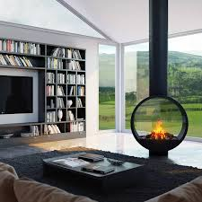 double sided fireplace fireplace