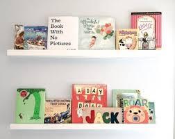 Book Shelves Etsy