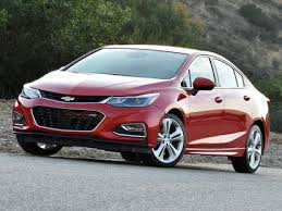 redesigned 2016 chevrolet cruze likely