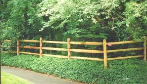 Rail Fence In Chester County Montgomery County Pa Everlasting Fence Company Www Everlastingfence Com