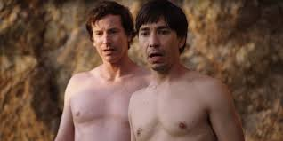Comedian Rob Huebel and Justin Long had a funny nude beach encounter while  filming - Business Insider