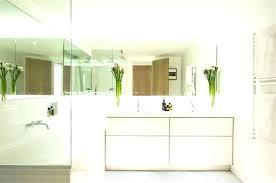 flat bathroom mirrors large mirror wall