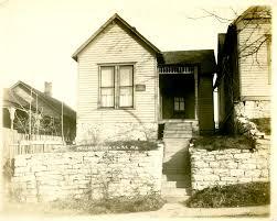 Residence of Winston and Addie Holmes, 2221 Michigan Avenue, Kansas City,  Missouri | The Pendergast Years