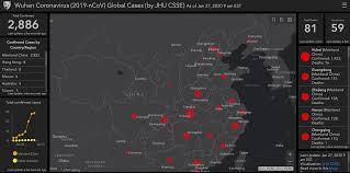H5N1: Coronavirus dashboard: 2,886 cases, 81 deaths, 59 recoveries