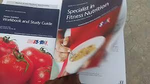 issa fitness nutrition certification