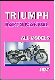 triumph t120 tr6 6t parts book for 1963