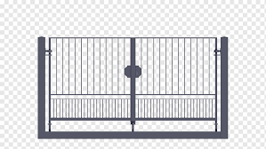 Gate Drawing Wrought Iron Gate Angle Rectangle Fence Png Pngwing