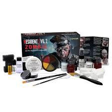 mehron resident evil 2 zombie makeup