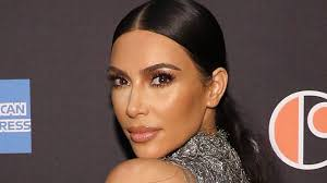 kim kardashian did her own makeup and