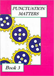 Punctuation Matters: Bk. 3: Amazon.co.uk: King, Hilda, Watson, Brian:  9781873533536: Books