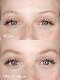 eye lip cream bubblewrap glossier