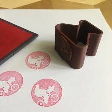 rubber stamp logo cults