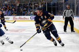 Buffalo Sabres Name Jack Eichel Captain - Die By The Blade