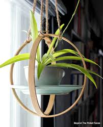 Beyond The Picket Fence Thrifty Thursday Boho Plant Hanger