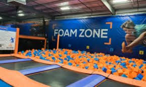 sky zone youth outing immanuel