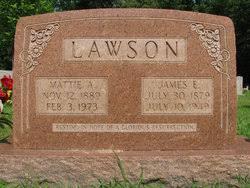"Martha Adeline ""Mattie"" Haddock Lawson (1889-1973) - Find A Grave Memorial"