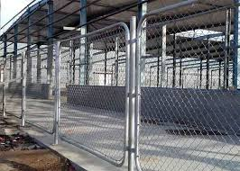 Stainless Steel Pvc Galvanized Wire Mesh Fence Chain Link Fence