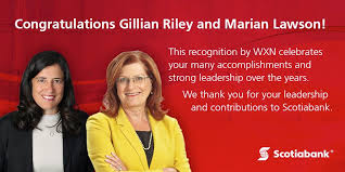 """Scotiabank Views on Twitter: """"Marian Lawson & Gillian Riley have been  recognized as part of @WXN's 2016 Canada's Most Powerful Women: #WXNTop100  https://t.co/hzlfS66Q7F… https://t.co/36J4zhfVu3"""""""