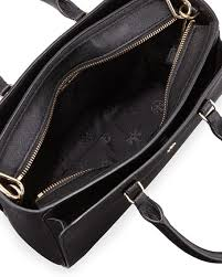 tory burch robinson small zip tote bag