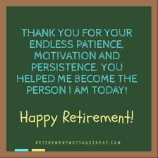 retirement wishes for teachers amazing examples retirement