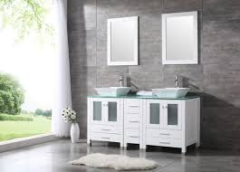 60 6 modern design solid wood bathroom
