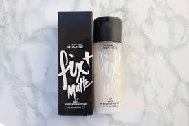 mac cosmetics prep prime fix matte