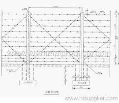 Barbed Wire Fence Installation Anping County Wanhai Metal Products Trading Co Ltd