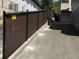 Home Chain Link Fence Slats Brown Wonderful On Home Mikes 7 Chain Link Fence Slats Brown Plain On Home Throughout Build Privacy For Peiranos Fences 6 Chain Link Fence Slats Brown Beautiful