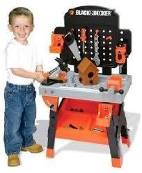 Birthday 2012 Kids Tool Bench Kids Workbench Black Decker