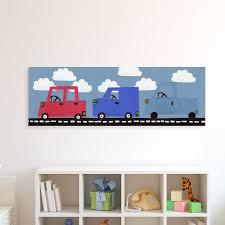 Harriet Bee New Fairfield Traffic Jam Canvas Art Wayfair