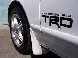 Trd Decal Decals Sticker Graphic Fits Any Toyota Car Truck 340 Grafx 17 00 House Of Grafx Your One Stop Vinyl Graphics Shop