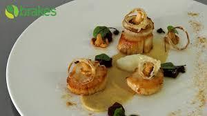 Fermented Black Garlic, Shallot Mousse ...