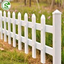 Small White Picket Fence For Garden Daniz Co