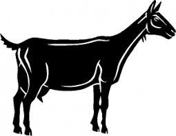 Solid Goat Car Or Truck Window Decal Sticker Rad Dezigns