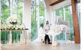 glamorous ashton gardens wedding