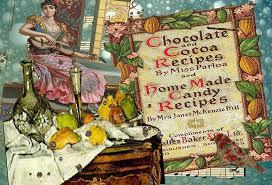 Cocoa Recipes Digital Art by Myrna Jackson