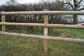 Fence Rails Wood For Sale In Uk View 59 Bargains