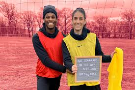 U.S. Soccer Player Yael Averbuch Is Expecting Her First Child – Kveller