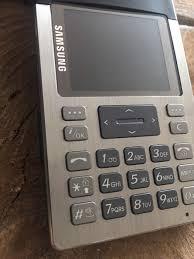 Samsung P300 - Design phone (GSM) uit ...
