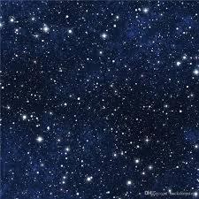 كحلي السماء المتلألئة نجوم ليلة النجوم التصوير الخلفيات الفينيل