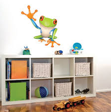 Tree Frog Wall Decal Etsy