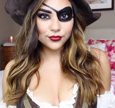 pirate makeup ideas