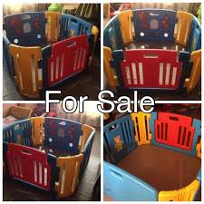 Kids Playpen Playard Play Fence Shopee Philippines