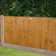Forest 6 X 4 Featheredge Fence Panel 1 83m X 1 23m Buy Fencing Direct