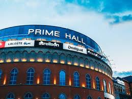 Prime Hall %%