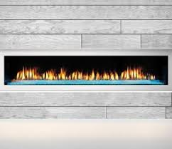 indoor gas fireplaces modern gas