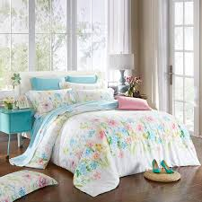 country style fl bedding set queen