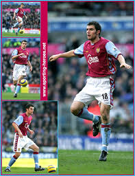 Aaron HUGHES - Premiership Appearances - Aston Villa FC