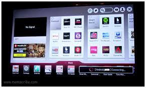 cast screen nexus 5 to lg smart tv