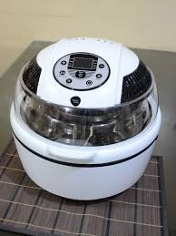 simple touch rotisserie multi air fryer